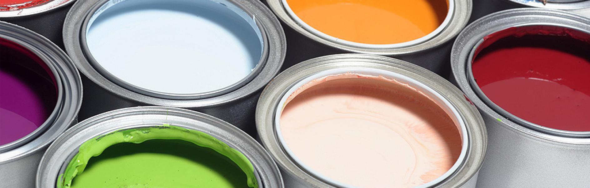 Les Différents Types De Peintures Et Vernis