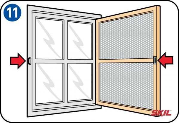 Fabriquer Une Moustiquaire Pour Portefenêtre