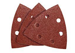 SKIL Papier à fixation pour feuilles auto-agrippantes (triangulaire, 93mm)
