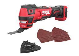 SKIL 2650 CA Outil multifonction sans fil «Brushless»