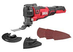 SKIL 3650 CA Outil multifonction sans fil «Brushless»