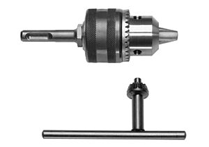 SKIL Adaptateur SDS+ avec mandrin et clé 13 mm